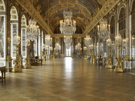 Hall Of Mirrors  Address: Palace of Versailles, Place d'Armes, 78000 Versailles