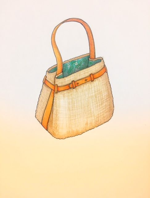 Bucket bag design