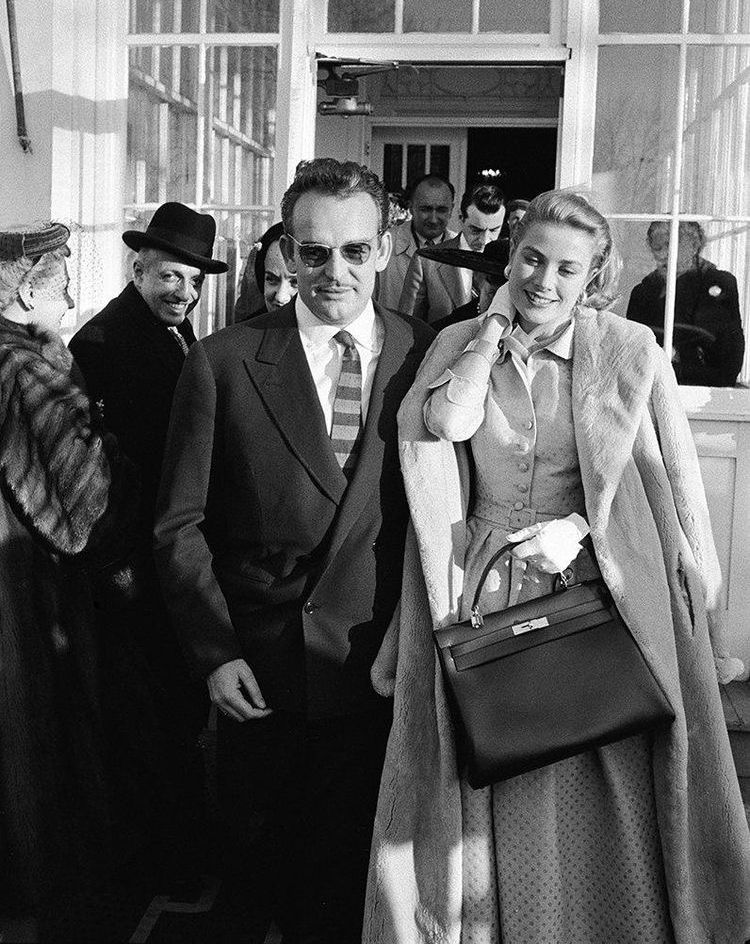 Prince Rainier & Grace Kelly