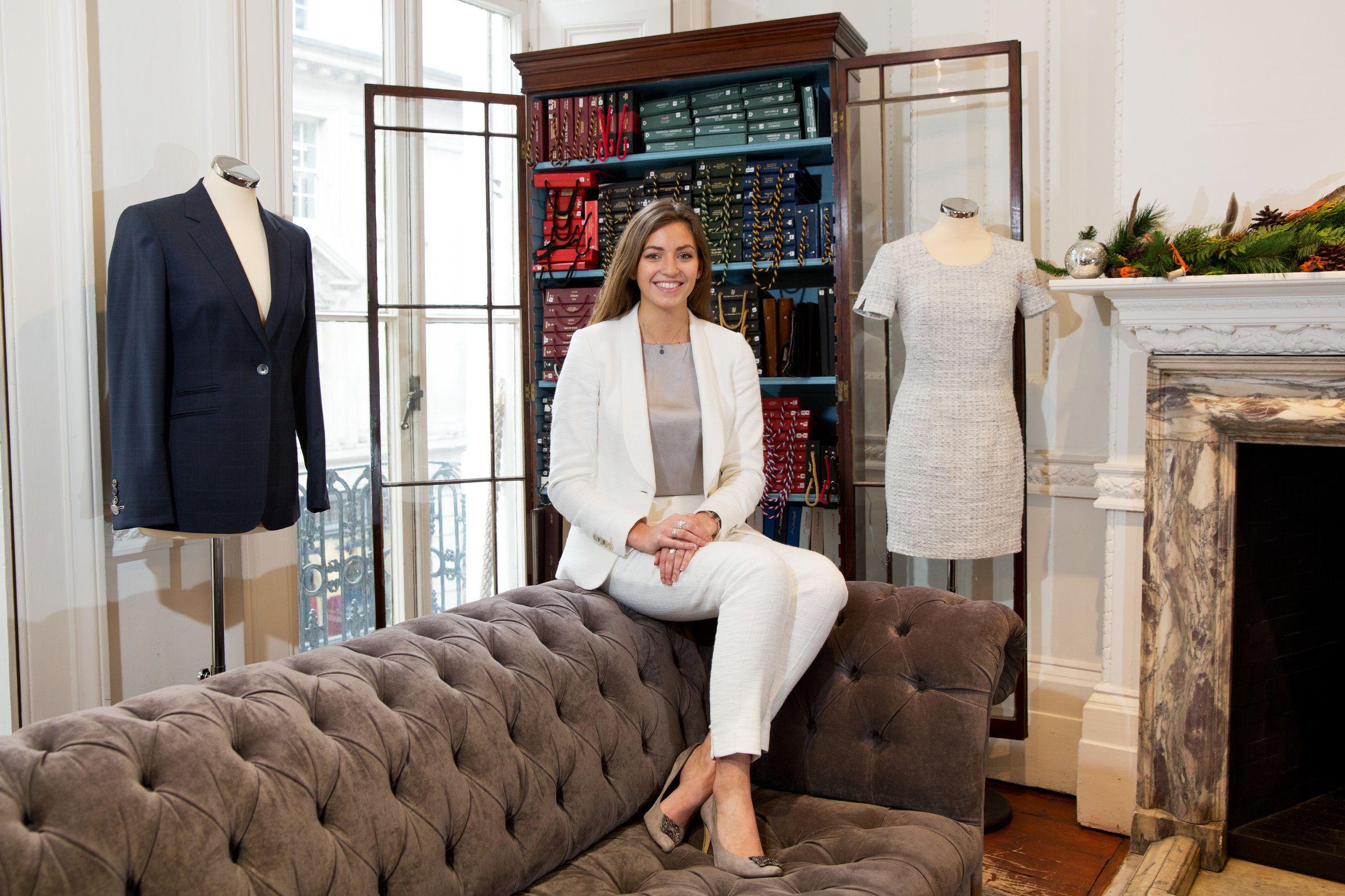 Phoebe Gormley at Gormley & Gamble
