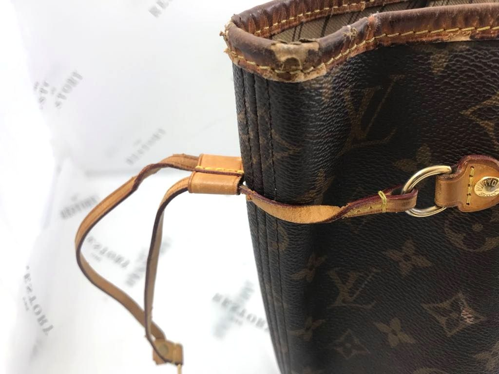 Louis Vuitton Neverfull Before The Restoration