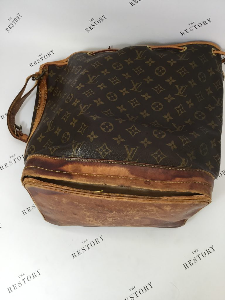 Louis Vuitton Before Restoration