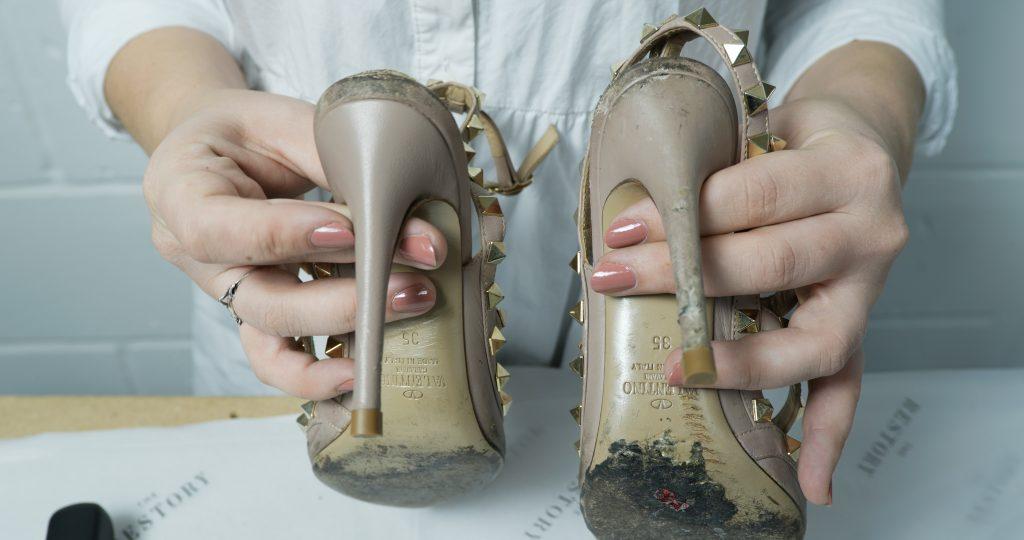 Recovering heels