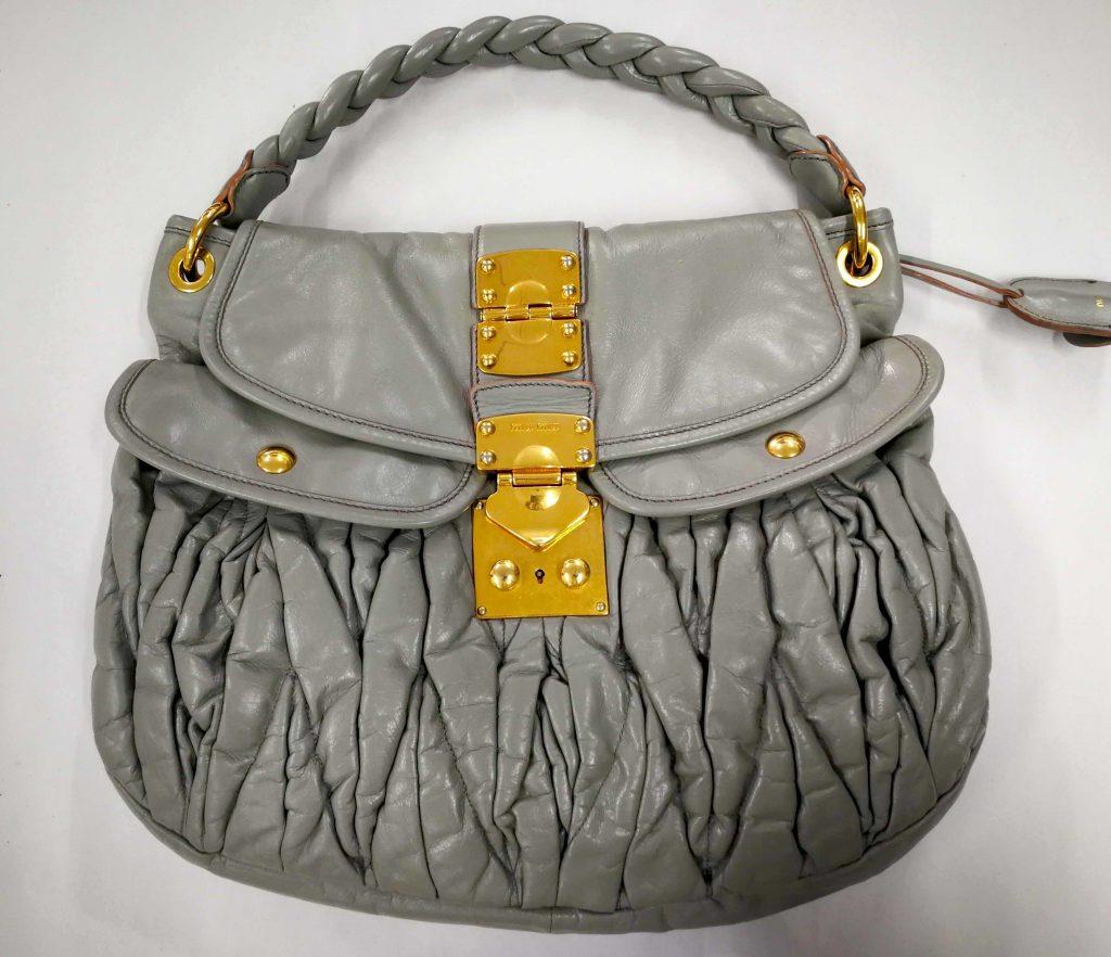 Miu Miu colour revival - Miu Miu bag repair