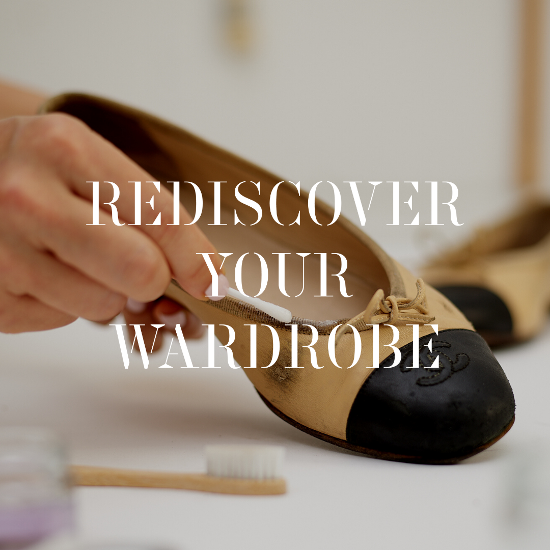 Rediscover Your Wardrobe